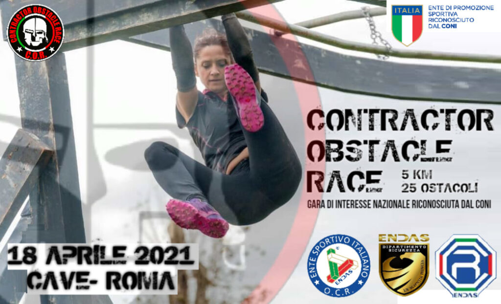 CONTRACTOR OBSTACLE RACE 2021